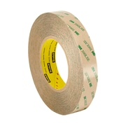 """3M 9490LE Double Coated Tape, 1.25"""" x 60yd"""