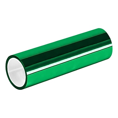 3M TapeCase MPFT-Green Metalized Polyester Film Tape, 26