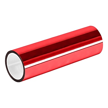 3M TapeCase MPFT-Red Metalized Polyester Film Tape, 26