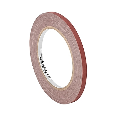 TapeCase RU Wear Resistant Antifriction Rulon Series, 0.625-inch x 18yd