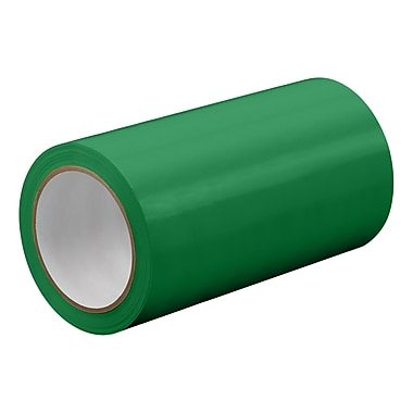 3M TapeCase TC414 Dark Green UPVC Tape, 18