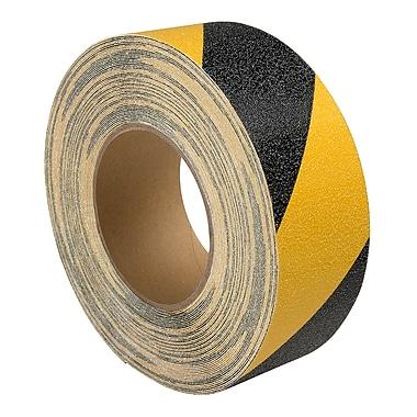 3M TapeCase Yellow/Black Striped Heavy Duty Anti Slip 6