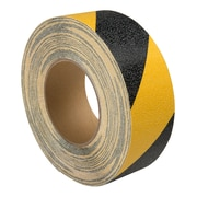 "3M TapeCase Yellow/Black Striped Heavy Duty Anti Slip 3"" x 60ft"