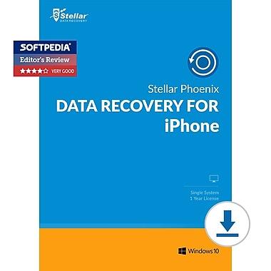 Stellar Phoenix Data Recovery for iPhone