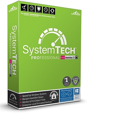 SystemTech Pro, Windows [Download]