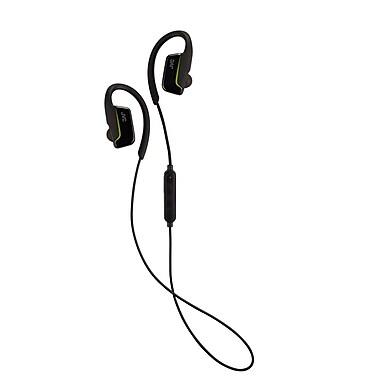 JVC – Écouteurs sport intra-auriculaires sans fil HA-EC30BT, noir