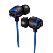 JVC HAFX103MA In-Ear Headphone, Blue