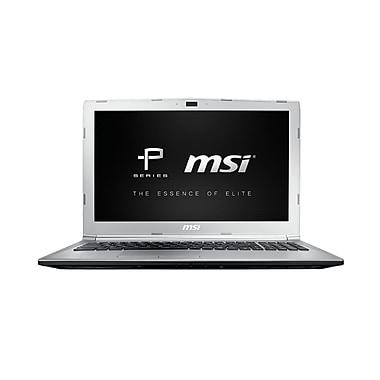 MSI - Portatif PL62 7RC-098CA série PL 15,6 po, Intel Core i5-7300HQ, 2,5 GHz, DD 1 To, DDR IV 8 Go, NVIDIA GeForce MX150
