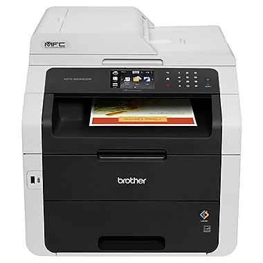 Brother MFC-9330CDW Colour Laser Multifunction Printer