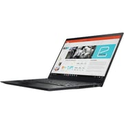 "lenovoThinkPad X1 Carbon 20K4002UUS 14"" Ultrabook, Intel Core i5, 180GB SSD, 8GB RAM, WIN 10 Pro, Intel HD"