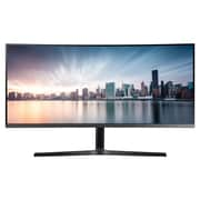 "Samsung 890 Series C34H890WJN 34"" LED Backlit LCD Monitor, Black/Titanium"