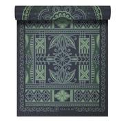 Gaiam – Tapis de yoga de luxe à motif réversible, 6 mm (ZKOCMT62280F)