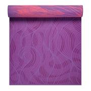 Gaiam – Tapis de yoga de luxe à motif réversible, 6 mm (ZKOCMT62437F)