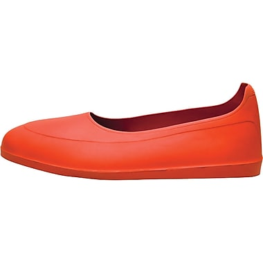 Moneysworth & Best City Classic Overshoe, Electric Orange, Medium (M8-9) (28351)