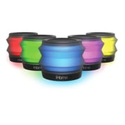 iHome Collapsible Colour Changing Bluetooth Speaker (iBT62BC)