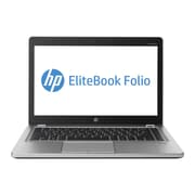 HP - Portatif ELITEBOOK Folio 9470M remis à neuf, 14 po, Intel Core i5 3427U, 1,8 GHz, SSD 120 Go, DDR3 4 Go, Windows 10 Pro
