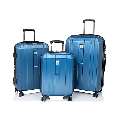 Skyway Finesse 3-Piece Set Luggage, Blue