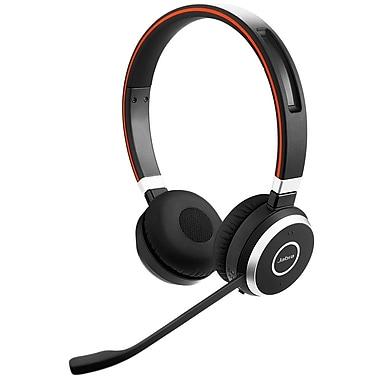 Jabra – Casque d'écoute stéréo Bluetooth UC Evolve 65 (6599-829-409)