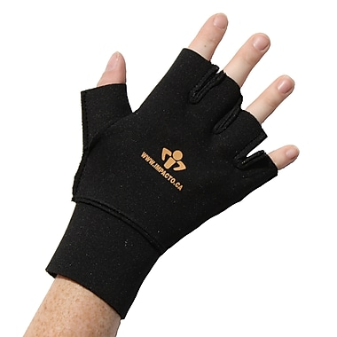 Impacto 585-00 Half Finger Antifatigue Glove