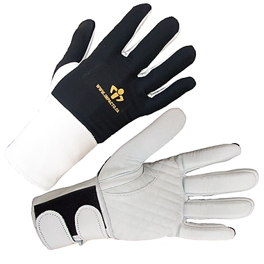 Impacto 473-31 Full Finger Impact Glove W/wrist Support