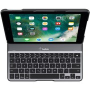 "Belkin QODE Ultimate Lite Keyboard/Cover Case for 9.7"" iPad (2017), iPad Air, Black (F5L904TTBLK)"