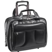 "McKleinUSA Chelsea 8779 Carrying Case (Rolling Briefcase) for 15.6"" Document, Tablet, Notebook, Business Card"