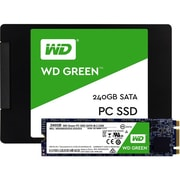 "WD Green WDS240G1G0A 240 GB 2.5"" Internal Solid State Drive, SATA"