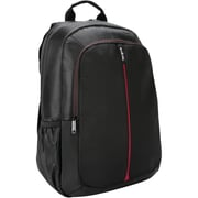 "Targus Vertical TSB884US Carrying Case (Backpack) for 16"" Notebook, Gear, Tablet, Bottle, Umbrella, Black"