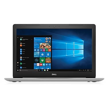 Dell-Poste de travail Inspiron 15 I5570-5357SLV-PUS, 15,6po, 3,4GHz Core i5-8250U, DD 1 To, Windows 10 Famille