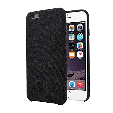 Axessorize Allure Fabric iPhone 6 Case, Comet Black (IP6F1042)