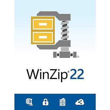 WinZip 22 Standard [téléchargement]