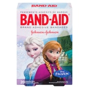 BAND-AID® Brand Adhesive Bandages, Frozen, Assorted Sizes, 20/Pack