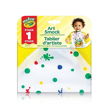Crayola® - Tablier d'artiste My First, paq./12