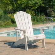 Blue Wave Splashnet Xpress Island Retreat Adirondack Chair - White (NU3222)