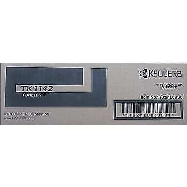 Kyocera Mita TK-1142 Black Toner Cartridge (1T02ML0US0), High Yield