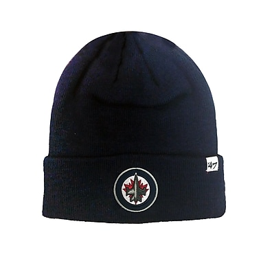 Winnipeg Jets NHL Raised Cuff Knit Beanie