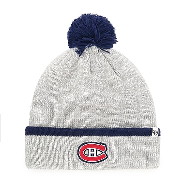 Montreal Canadiens NHL Fairbanks Cuff Knit Toque