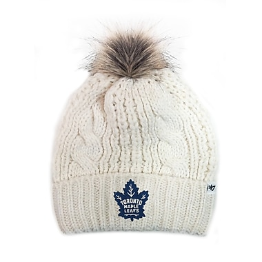 Ladies' Toronto Maple Leafs NHL Meeko Cuff Knit Toque
