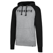 Toronto Raptors NBA Raglan Sport Hoodie