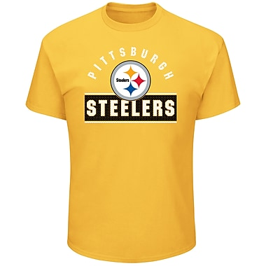 Pittsburgh Steelers NFL Maximized T-Shirt, Extra Large