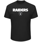 Oakland Raiders NFL Pick Six T-Shirt, Extra Large