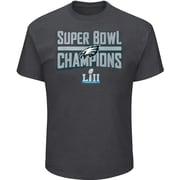 T-shirt Sudden Impact Super Bowl LII des Eagles de Philadelphie de la NFL