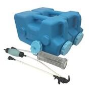 Aquabrick Home Water Filtration System, Complete Kit (1-0301)
