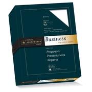 "Southworth 25% Cotton Business Paper, 8.5"" x 11"", 20 lb., Wove Finish, White, 500 Sheets/Box (403C)"