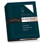 "Southworth Quality Bond Paper, 8.5"" x 11"", 20 lb., Wove Finish, White, 500 Sheets/Box (31-620-10)"