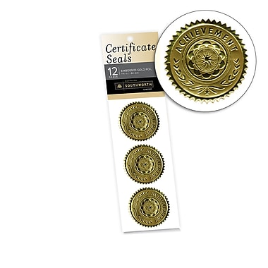 Southworth Certificate Seals, 1.75