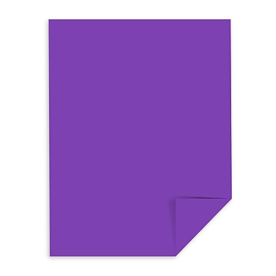 Astrobrights Colored Cardstock, 8.5