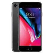 "Apple iPhone 8 4.7"" Smartphone, 64GB, Space Gray (MQ722LL/A)"