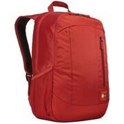 "Case Logic® Jaunt Red Nylon 15.6"" Laptop Backpack (3203407)"
