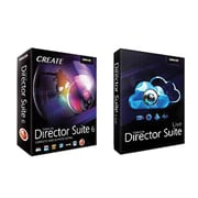 Cyberlink Director Suite 6 Software, DVD (DRS-E600-RPM0-01)